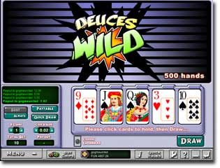 Download Deuces Wild Multiline