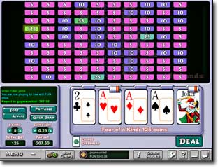 Télécharger Joker Poker Multiline