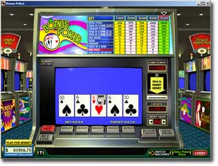 Download Bonus Poker