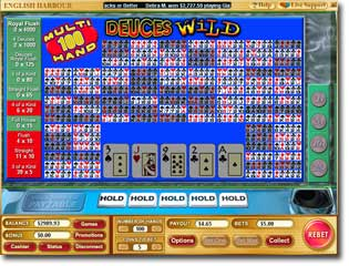 Download Mega Multi Hand Deuces Wild