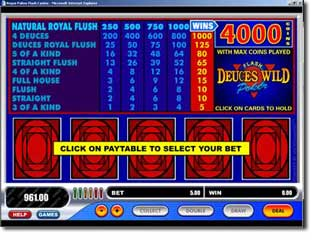 Download Deuces Wild Poker