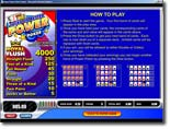 Download Jacks or Better Power Poker